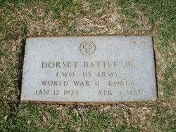 CWO Dorsey Battle, Jr.