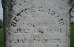 Bettie C Adair