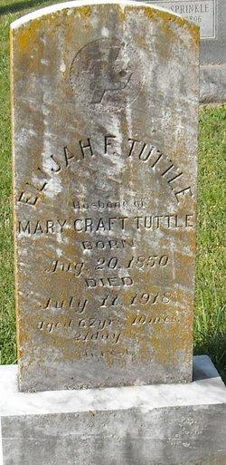 Elijah F Tuttle, Jr