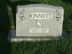 Grace Fern <i>Phillips</i> Bonnett