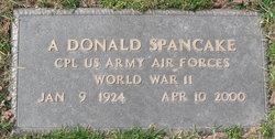 Amos Donald Spancake