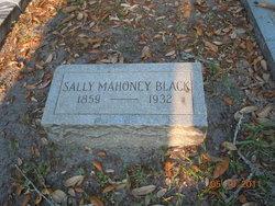 Sally <i>Mahoney</i> Black