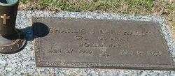 Corp Charlie J. Barnhardt