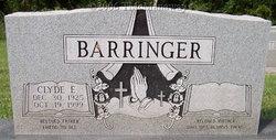 Clyde Eugene Barringer