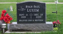 Ryan Paul Luxem