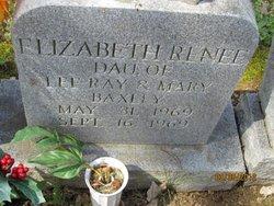 Elizabeth Renee Baxley