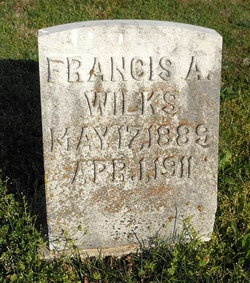 Francis Frank Wilks