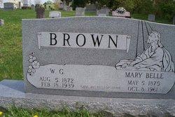 William Green Brown