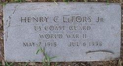 Henry Collins LeFors, Jr