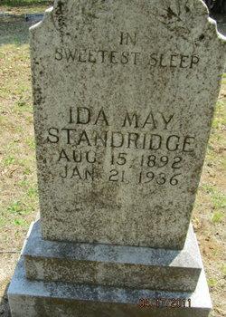 Ida May Standridge