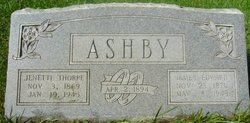 James Edward Ashby
