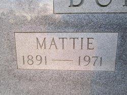 Mattie <i>Peach</i> Burnett