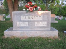 Perry Turner Burnett, Jr