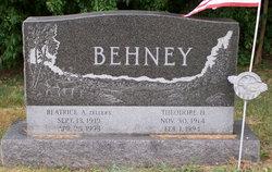 Beatrice A. <i>Zellers</i> Behney