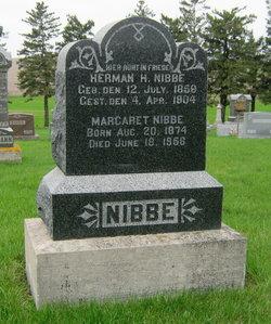 Herman Henry Nibbe, Sr