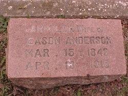 Armilda Milda <i>Davis</i> Anderson