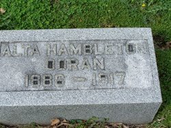Alta <i>Hambleton</i> Doran