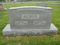 Lizzie <i>Coffey</i> Acree