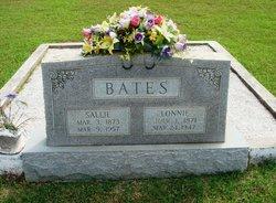 Sarah Jane <i>Henderson</i> Bates