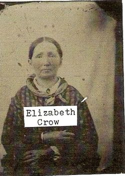 Elizabeth A Betty <i>Crow</i> Crow
