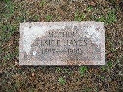 Elsie E. Hill