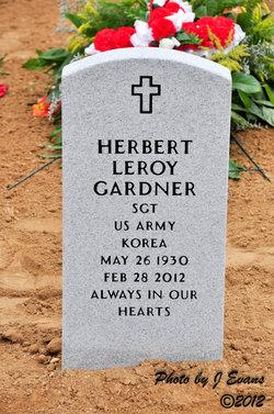 Herbert Leroy Gardner