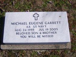 Michael Eugene Garrett