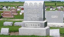 Elizabeth <i>Portteus</i> Bonham