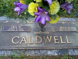 Mae Eldie <i>Hodnett</i> Caldwell
