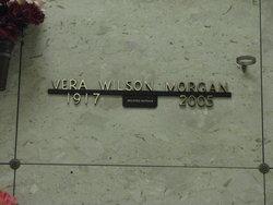 Vera <i>Wilson</i> Morgan