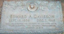 Edward Allen Davisson