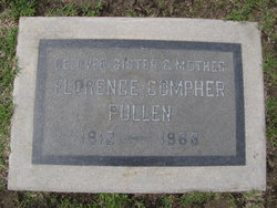 Florence <i>Compher</i> Pullen