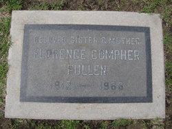 Florence <i>Compher</i> Pullen