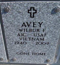 Wilbur F Avey