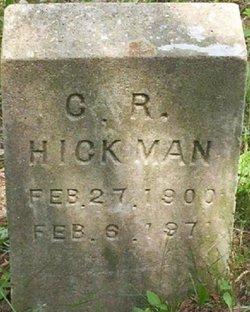 G R Hickman