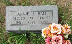 Fannie S. <i>Shearer</i> Hall
