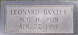 Leonard Baxter Drake