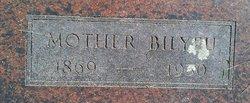 Mother Bilyeu
