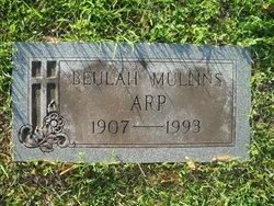 Beulah <i>Mullins</i> Arp