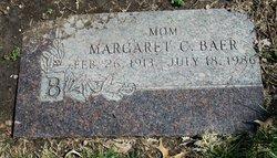 Margaret C. <i>Freeland</i> Baer