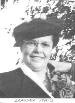 Bertha Pauline Betty <i>Schwalbe</i> Gordon