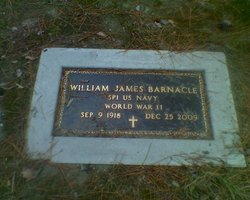 William James Barnacle