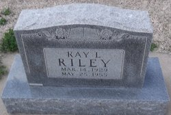 Ray L. Riley