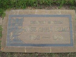 Rose Anna <i>Robinson</i> Palma