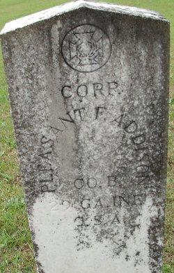 Corp Pleasant F. Addison