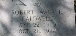 Robert Walker Caldwell