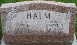 James R Halm