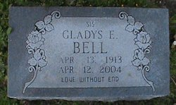 Gladys E Bell