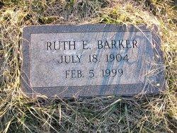 Ruth <i>Edwards</i> Barker