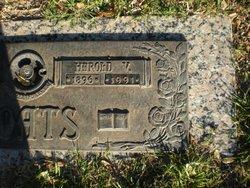 Harold V Coats